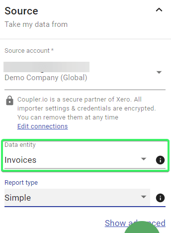 Export Xero To Google Sheets And Other Formats Coupler Io Blog