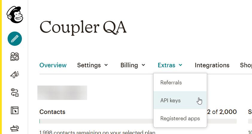2-mailchimp-extras-api-keys