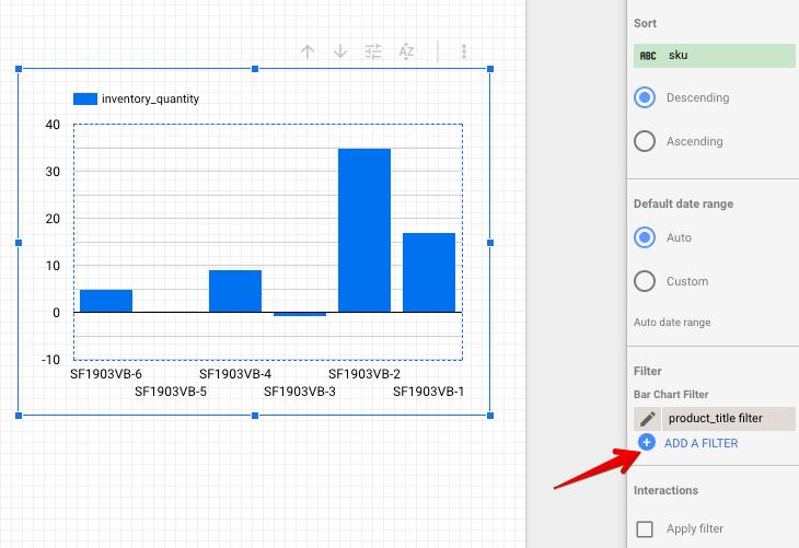 23 - data studio filter