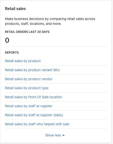 23 - shopify retail sales