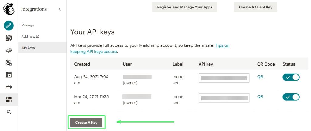 3-create-mailchimp-api-key