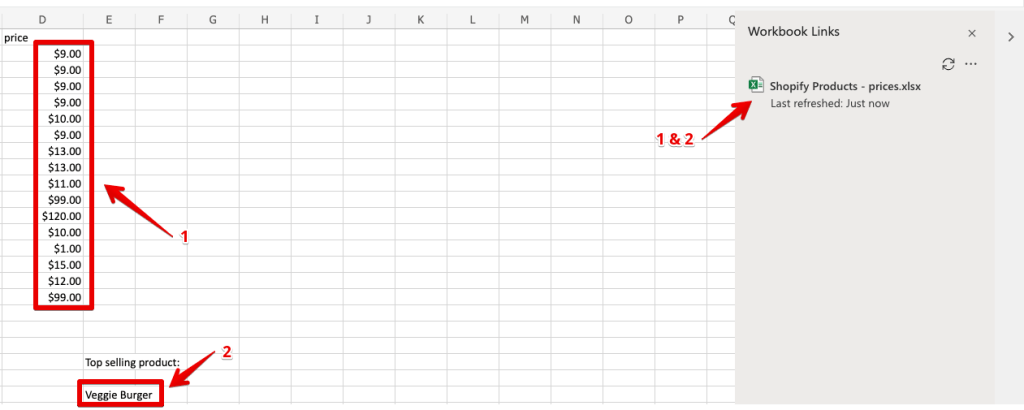 17 - excel refresh all links